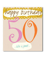 liz u0026 pip 50th birthday cards design led age greeting cards