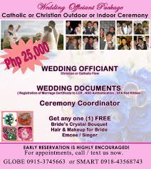 wedding packages your complete guide to getting married in the philippines simple