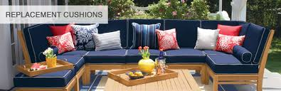 replacement cushions outdoor furniture cushions country casual
