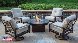 Fire Patio Table by Fire Pit Tables Oriflamme Fire Tables Gas Fire Pits