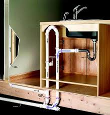 How To Install A Kitchen Island Correct Installation Of A Studor Mini Vent In An Island Sink Nj