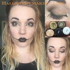 gold halloween makeup halloween makeup with lipsense lipsense pinterest halloween