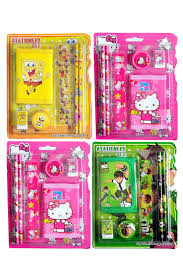 birthday gifts for in jiada return gifts birthday party pack of 12 mix stationery kit set