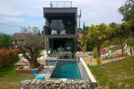 chambre a louer aix les bains maison contemporaine d exception avec piscine à aix les bains savoie