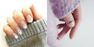 collection winter nail colors pictures asatan