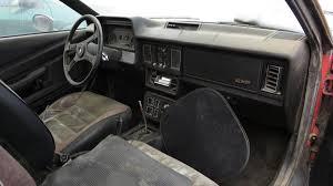 opel vectra 2004 interior junkyard treasure 1982 ford exp autoweek