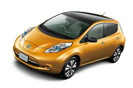 nissan leaf japan 2018 in japan nissan offers 9 color aero trim better performance for