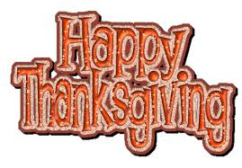 happy thanksgiving sparkles animated gif 9102 animate it