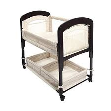 Baby Bed Attached To Parents Bed Best Co Sleeper Crib U0026 Baby Bassinet Attaches To Bed U0026 Bedside