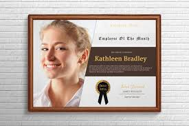 sample employee of the month certificate 10 great looking certificate templates for all occasions