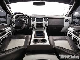 Ford F250 Platinum Interior 2017 Ford F 250 Platinum