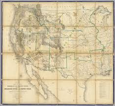 Map Of Mississippi River Map Of The Territory Of The United States From The Mississippi