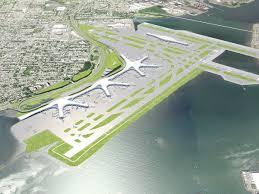 New York Lga Airport Map by Laguardia Airport Masterplan Present Architecture