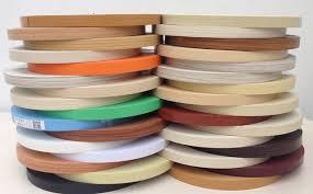 placage meuble cuisine pré collé pvc bord de baguage mfc bois placage meubles de cuisine