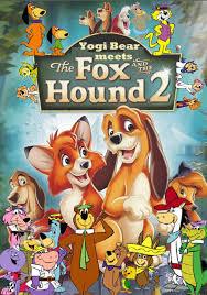 yogi bear yogi bear meets the fox and the hound 2 pooh u0027s adventures wiki