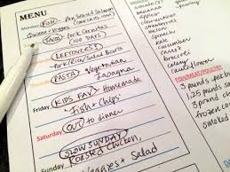 simple diet simplified meal planning and free meal planning