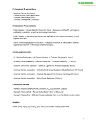 Career Change Resume Examples by Cv Examples Free Samples
