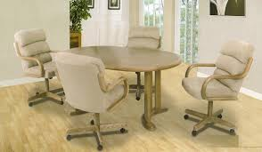 Dining Room Chairs With Rollers - Dining room chairs with rollers