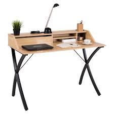 Schreibtisch Abgerundet Schreibtisch Arbeitstisch Pc Tisch Bürotisch Computertisch