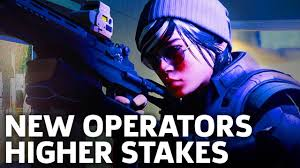 rainbow six siege operation white noise dlc what you u0027re going