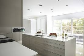 Poggenpohl Kitchen Cabinets Poggenpohl Cabinets With Calacatta Marble Panels Kitchen