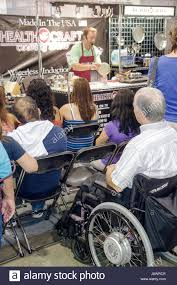 Home Design Center Miami by Miami Beach Florida Man Wheelchair Stock Photos U0026 Miami Beach