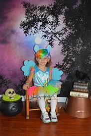Pony Rainbow Dash Halloween Costume 144 Halloween Images Halloween Mini Session