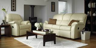 3 Seater And 2 Seater Sofa Mistral Leather G Plan G Plan