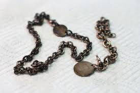 making silver necklace images Silver jewelry left in cleaner too long thriftyfun jpg