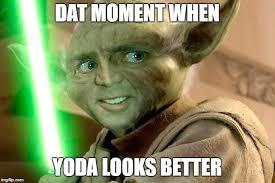 Meme Generator Yoda - nicolas cage yoda meme generator imgflip
