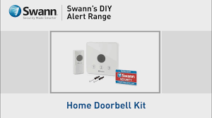swann home doorbell kit set up review youtube