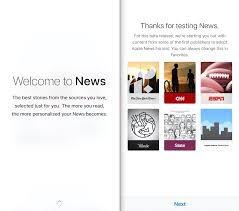 Home Design App Apple by How To Enable Ios 9 News App If You U0027re Outside Us