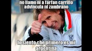 Argentina Memes - per禳 vs argentina memes viven la previa del duelo por