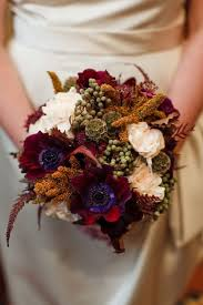 fall wedding bouquets picture of stunning fall wedding bouquets