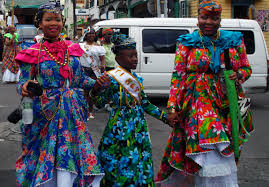 creole clothing dominica ti domnik tales