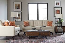 Patterned Sofa Bed Montana 2pc Linen Patterned Sofa U0026 Loveseat Set Dallas Tx Living