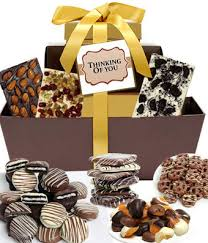 thinking of you gift baskets thinking of you chocolate gift tower at from you flowers