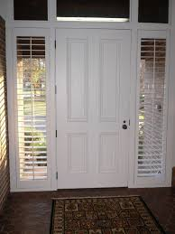 Small Tension Rods For Sidelights by Sidelight Blinds Shades Sidelight Curtain Front Door Sidelight