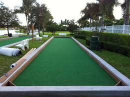 awesome indoor bocce ball court u2014 farmhouse design and furniture