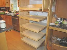 Kitchen Cabinet Interior Ideas Kitchen Best How To Build Pull Out Shelves For Kitchen Cabinets