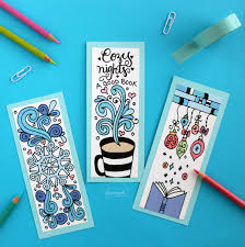 winter bookmarks coloring bookmarks winter blog