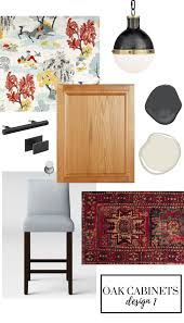 kitchen design ideas with oak cabinets updating oak kitchen cabinets with fresh decor emily a clark