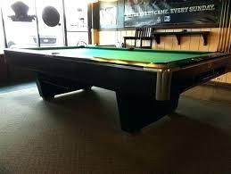best 9 foot pool table pool table dimensions pool design