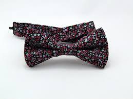 floral bowtie floral bow tie floral bowtie mens bow tie mens bowtie black