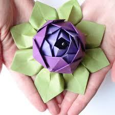 cara membuat bunga dari lipatan kertas macam macam origami bentuk bunga
