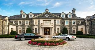amazing mansions stone mansion alpine sale million building plans online 26236