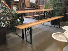 german beer garden table and bench your custom list of original european vintage industrial and antique