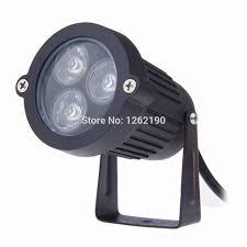 12v led landscape lights new led 12v garden light 9w spike lawn lamp rgb warm white outdoor