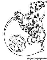 nfl football helmet coloring pages 30 awesome and free printable football coloring pages gianfreda net