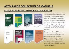 astm large collection of manuals 2015 u0026 outros stp mnl ds r 199